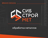 СИБСТРОЙМЕТ | Brand Design | Metal Processing