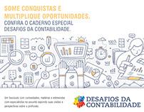 Diário do Nordeste | Anúncio Desafios da Contab.