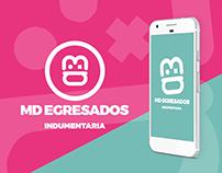 MD INDUMENTARIA - Branding & Social Media