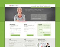 Würth Leasing - Corporate Website