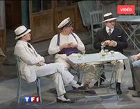 🎦 TF1 :: Montages JT 13h/20h