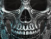 Skull Ring Concept