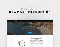 New Mask Production - Site web