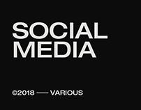 Social Media Various