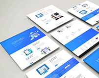 UI Design for Business Website (Clients From New York)