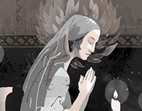 Gárdonyi Géza: Isten Rabjai - illustrations