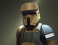 Vector Shore Trooper