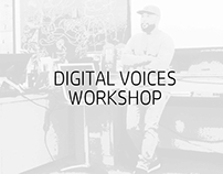 Digital Voices (Workshop)
