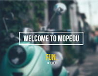 MopedU Website Redesign