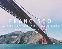 Francisco - FREE FONT!
