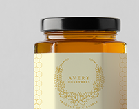Avery Honeybees Design
