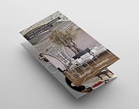 Turkish Airlines / CIP Lounge Brochure Design