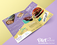 Diet House Menu