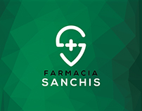 Farmacia Sanchis / Sanchis Pharmacy Branding