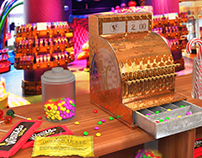 Willy Wonka Cash Register - 3d fanart