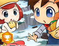 Harvest Moon: The Lost Valley Contest