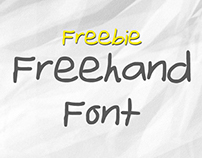 Freehand Free Font