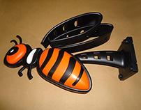 Inmidtown Logo 3D Print - Modla