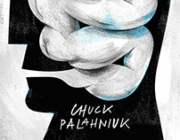 """""""Przeklęci"""" (Doomed) by Chuck Palahniuk."""