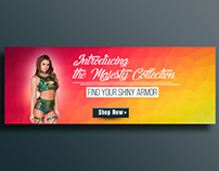 E-Commerce Site Banner