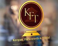 Logo KFT - Attorneys at Law | Por Sebastian Marín®