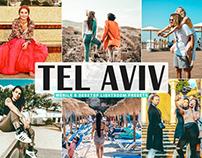 Free Tel Aviv Mobile & Desktop Lightroom Presets