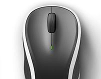 Logitech Mouse Concept