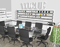 Vogue Office Concept