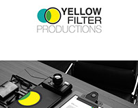 Corporate Identity for Yellow Filter Productions