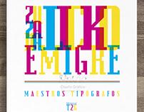 Libro – Maestros tipográficos – Zuzana Licko