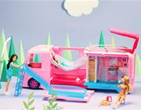 PaperCraft Stop Motion - Juguetería Supermercado Líder