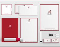 Alexandra hotel and restaurant branding