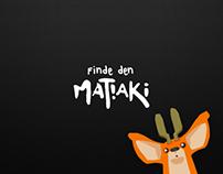 Finding the Matiaki   App Concept