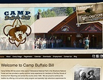 Camp Buffalo Bill Website