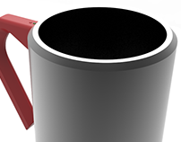 Muggle - Self Heating Mug