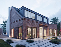 CGI for a project in Woodford