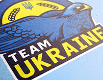 Team Ukraine- esport BrandIdentity