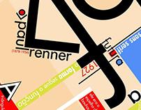 Paul Renner: An alltype poster