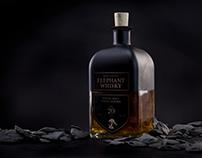 Branding & Packaging: Elephant Whisky