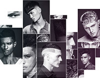 Kevin Luchman British Hairdressing Awards 2015