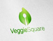 Veggie Square Logo