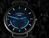 Shape Smartwatch Concept Design