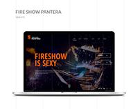 Fire Show PANTERA | Web site