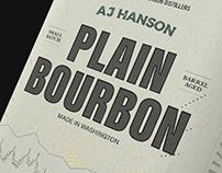 Plain Bourbon
