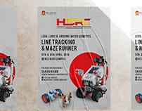 Poster Design for Robotics competition