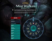 Mothly Event : Mist Walker Roullete