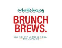 coolsville brewery's brunch brews.