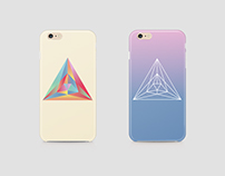 Phone Case Design Illustrations