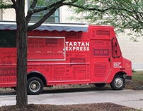 Tartan Express Food Truck - Carnegie Mellon University