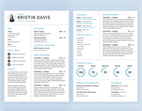 Free Architect Resume Template with Cover Letter